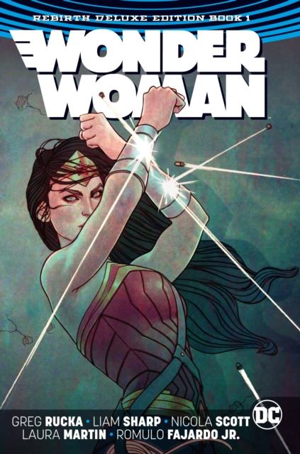 Wonder Woman The Rebirth Deluxe Edition Book 1 (Rebirth)