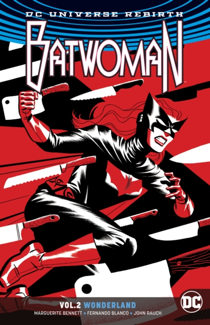 Batwoman Vol. 2