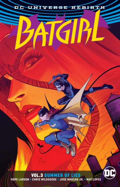 Batgirl Vol. 3 (Rebirth)