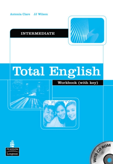 Total English Intermediate Workbook with Key and CD-Rom Pack