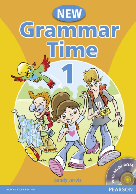 Grammar Time 1 Student Book Pack New Edition