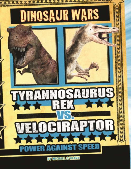 Tyrannosaurus Rex vs Velociraptor