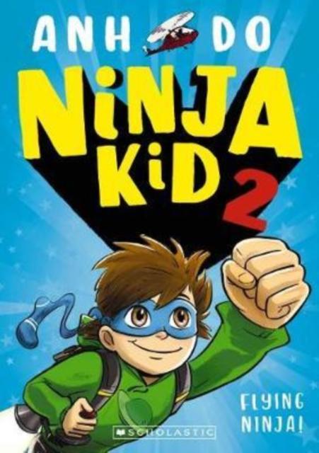 Ninja Kid 2: Flying Ninja!