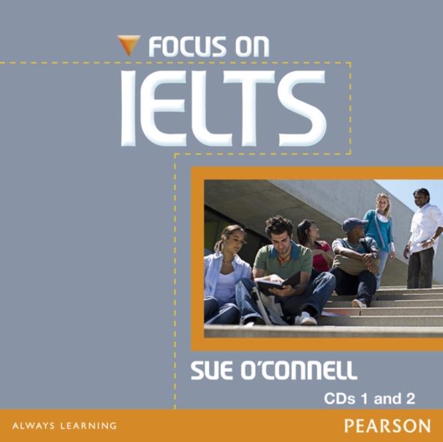 Focus on IELTS Class CD (2) New Edition