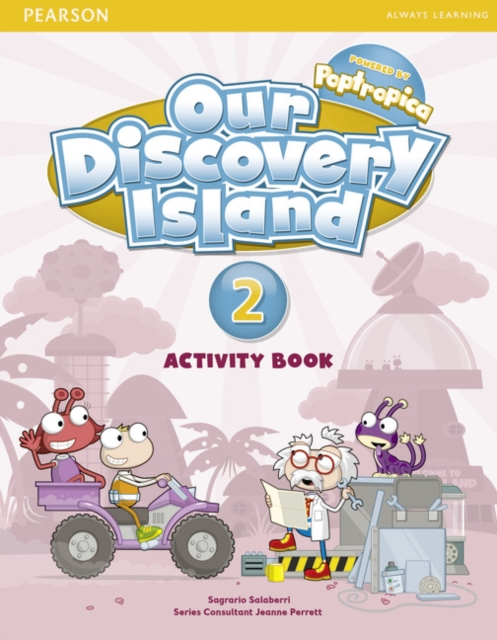 Our Discovery Island Level 2 Activity Book and CD ROM (Pupil) Pack