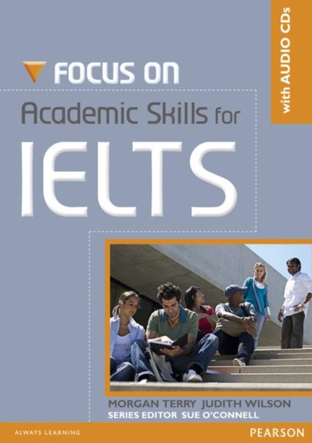 Focus on Academic Skills for IELTS NE Book/CD Pack