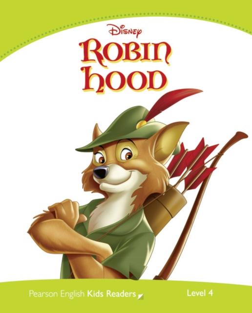 Level 4: Disney Robin Hood