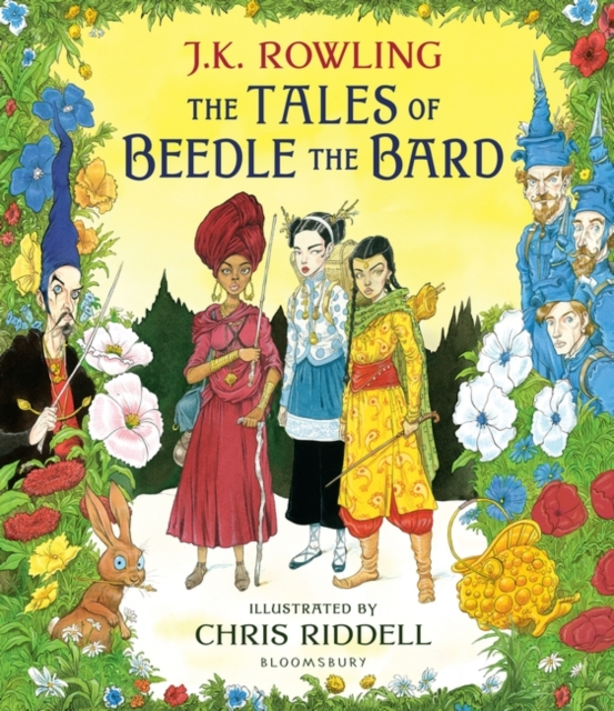 Tales of Beedle the Bard - Illustrated Edition