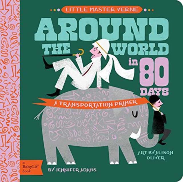 Little Master Verne: Around the World in 80 Days