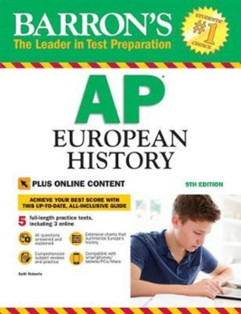 Barron's AP European History with Online Tests