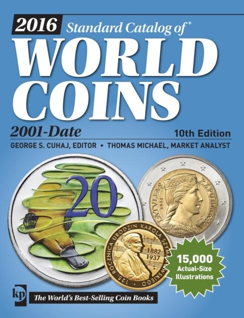 2016 Standard Catalog of World Coins 2001-Date