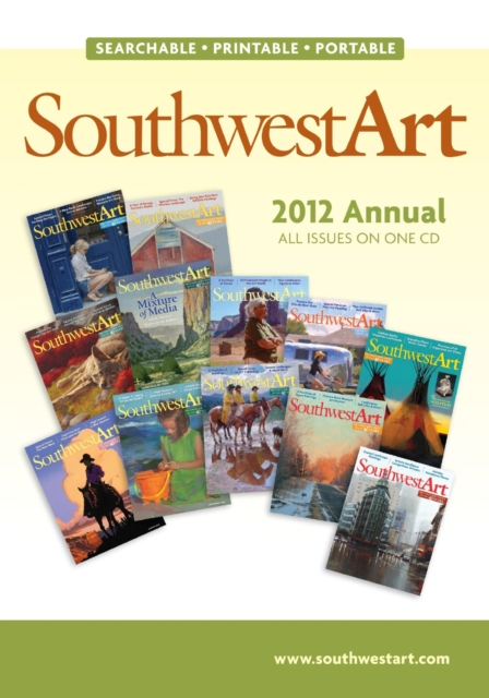 Southwest Art 2012 Annual CD