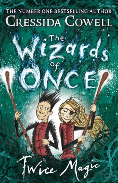 Wizards of Once: Twice Magic