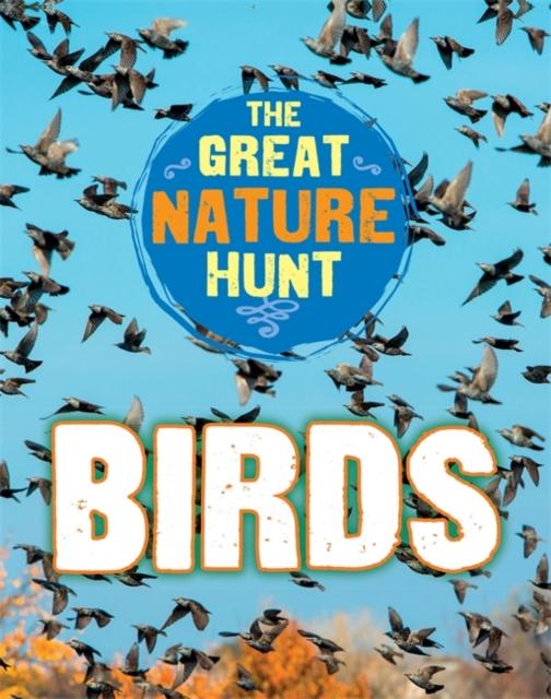 Great Nature Hunt: Birds