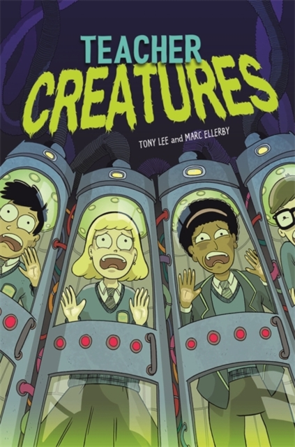 EDGE: Bandit Graphics: Teacher Creatures