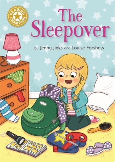 Reading Champion: The Sleepover