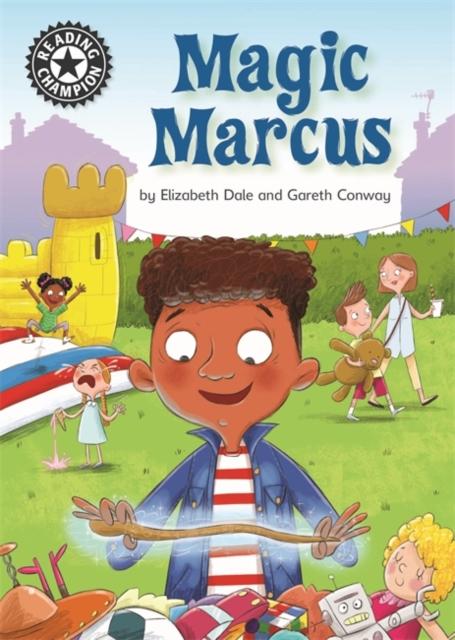 Reading Champion: Magic Marcus