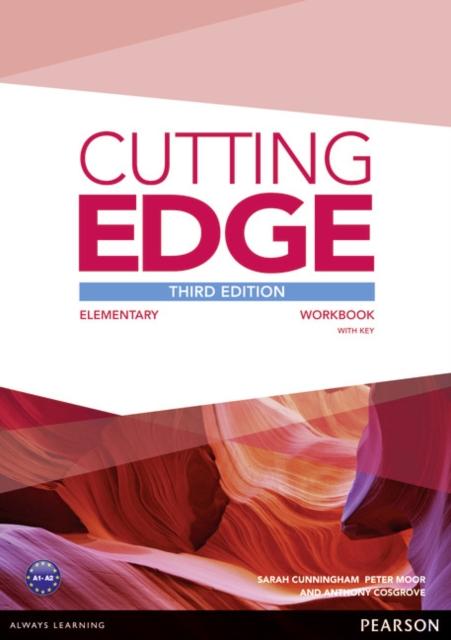 Cutting Edge 3rd Edition Elementary Workbook with Key