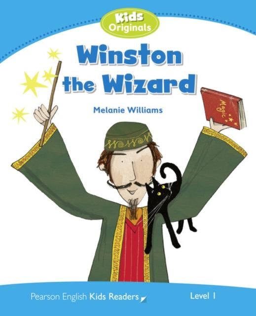 Level 1: Winston the Wizard