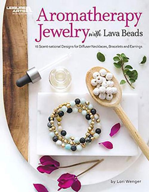 Aromatherapy Jewelry with Lava Beads
