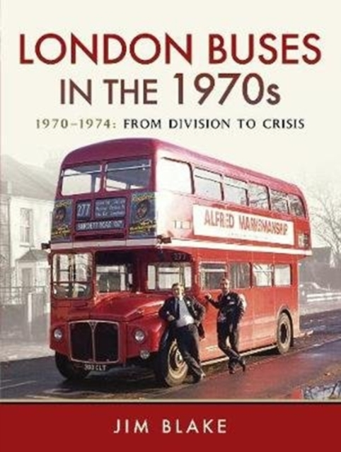 London Buses in the 1970s