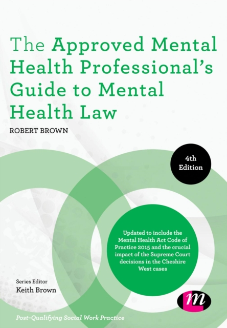 Approved Mental Health Professional's Guide to Mental Health Law