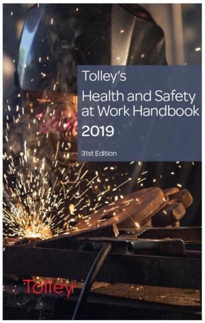 Tolley's Health & Safety at Work Handbook 2019