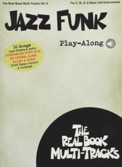 Real Book Multi-Tracks Volume 5