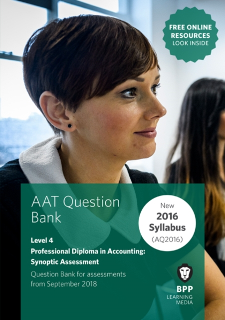 AAT Professional Diploma in Accounting Level 4 Synoptic Assessment