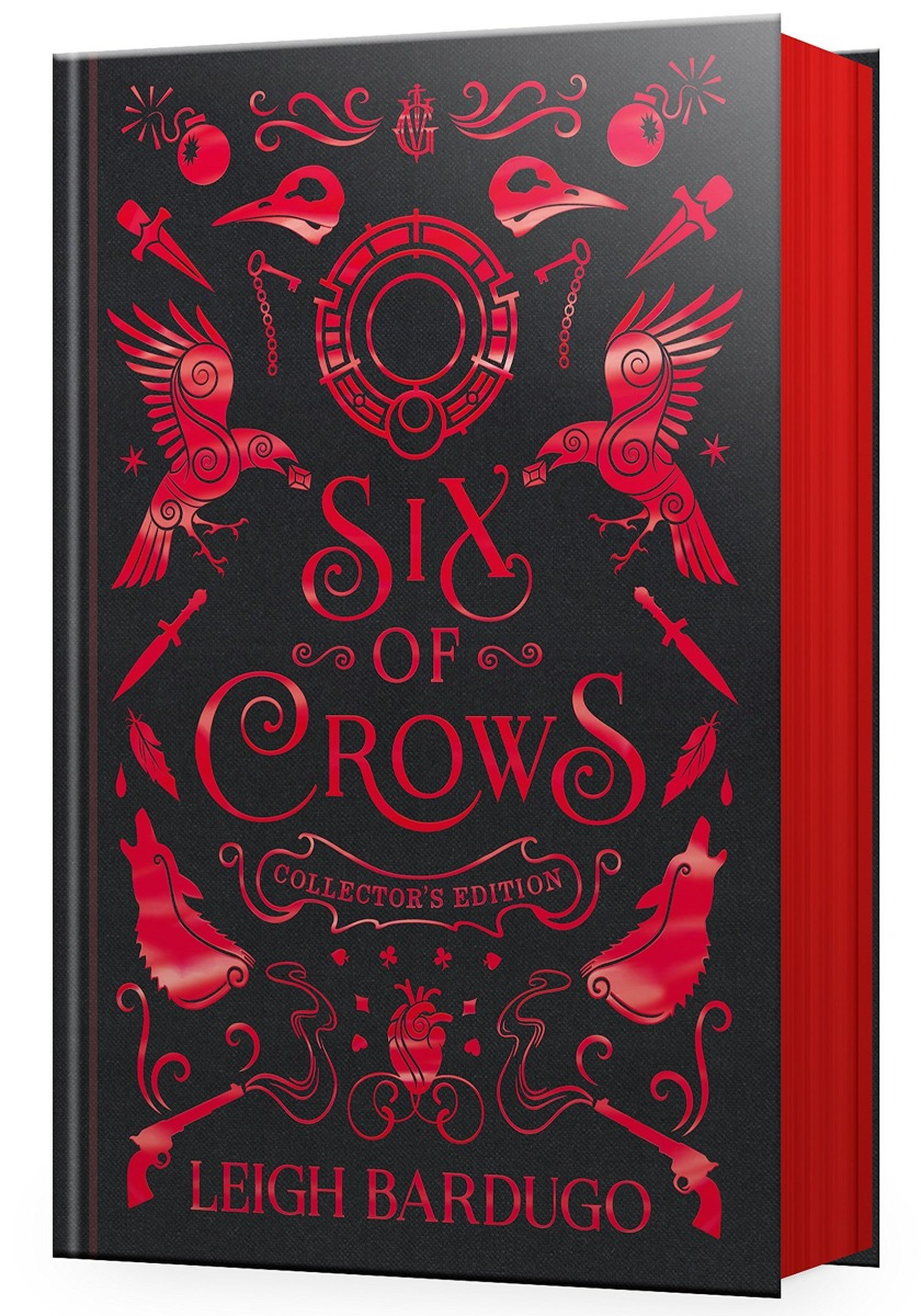 Six of Crows Book 1 Collector's Edition