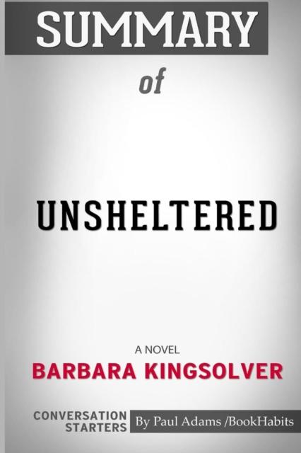 Summary of Unsheltered
