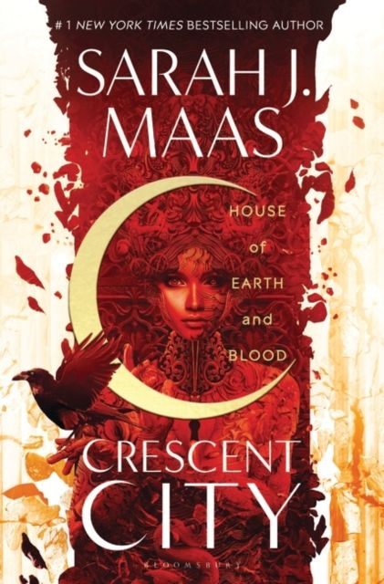 House of Earth and Blood Book 1 Crescent City