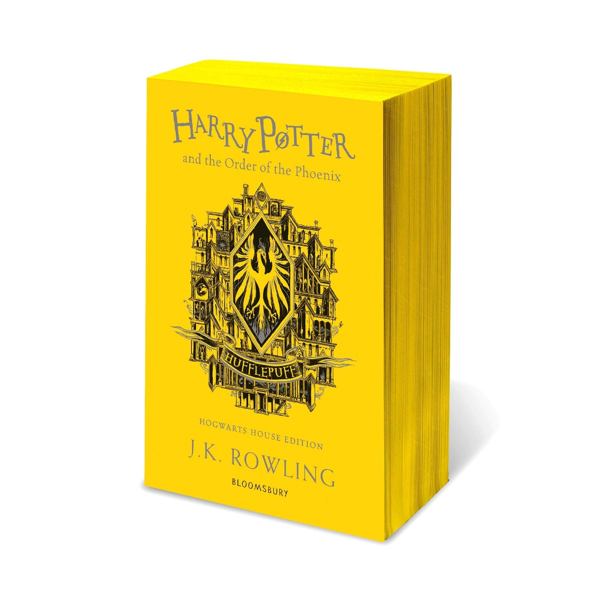 Harry Potter and the Order of the Phoenix - Hufflepuff Edition Paperback