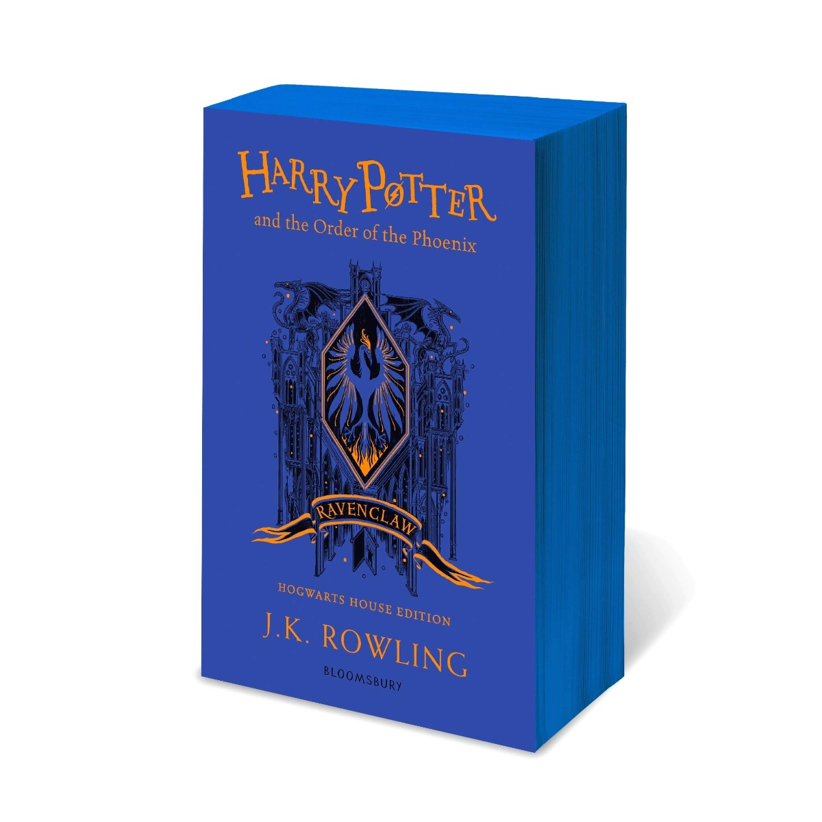 Harry Potter and the Order of the Phoenix - Ravenclaw Edition Paperback