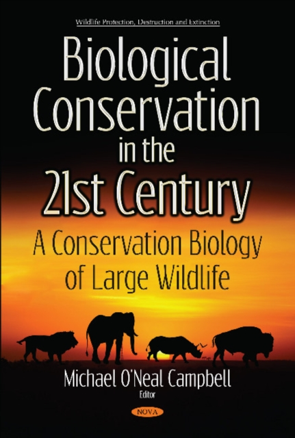 Biological Conservation in the 21st Century