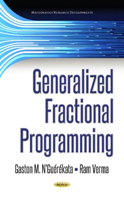 Generalized Fractional Programming