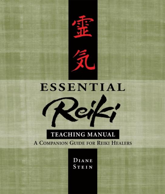 Essential Reiki Teaching Manuals