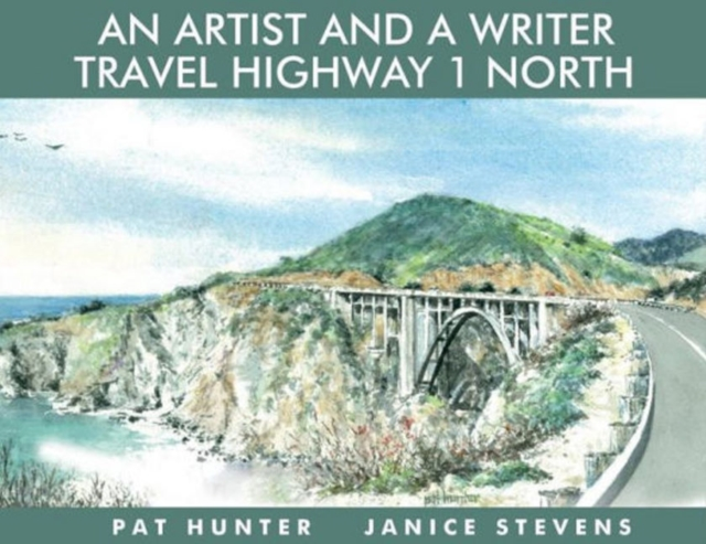 Artist and a Writer Travel Highway 1 North