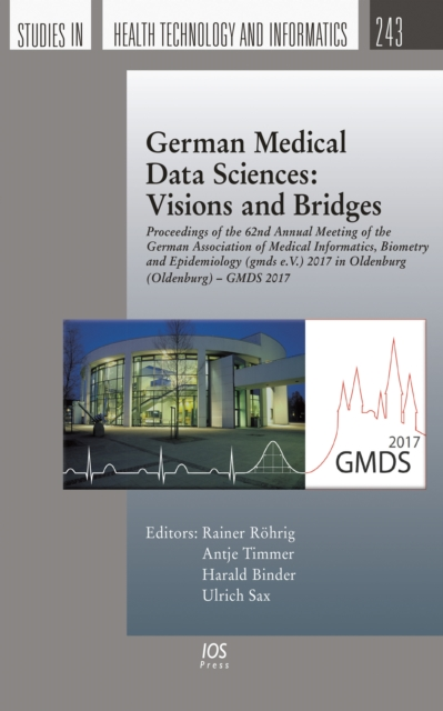 GERMAN MEDICAL DATA SCIENCES VISIONS & B
