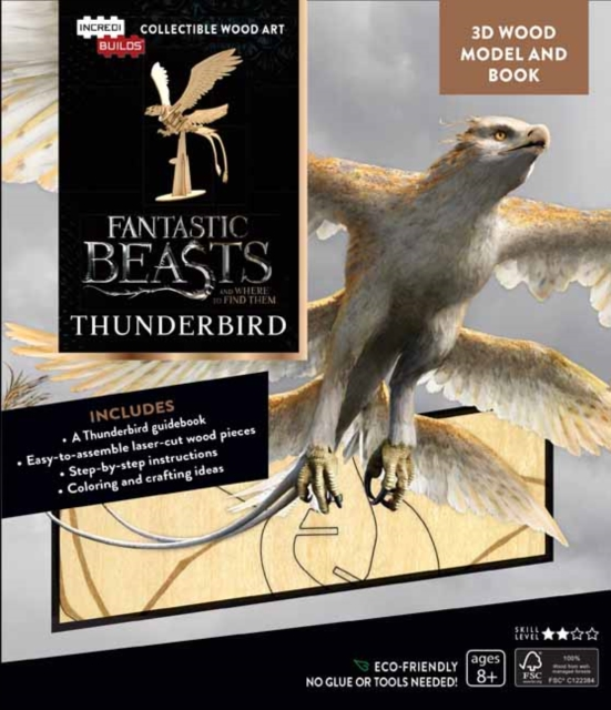 IncrediBuilds: Fantastic Beasts and Where to Find Them