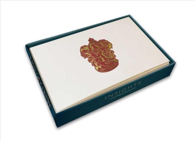 Harry Potter: Gryffindor Crest Foil Gift Enclosure Cards