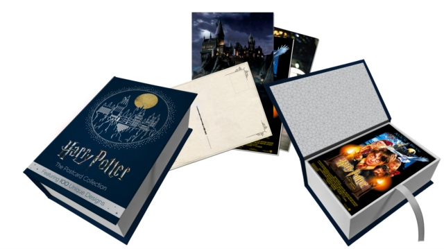 Harry Potter: The Postcard Collection
