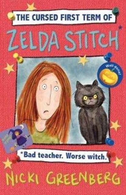 Cursed First Term of Zelda Stitch. Bad Teacher. Worse Witch