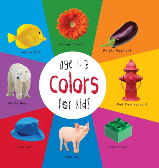 Colors for Kids Age 1-3 (Engage Early Readers