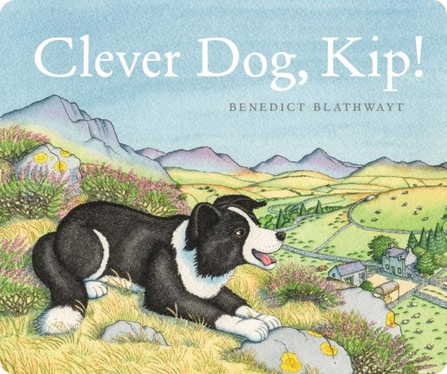 Clever Dog, Kip!