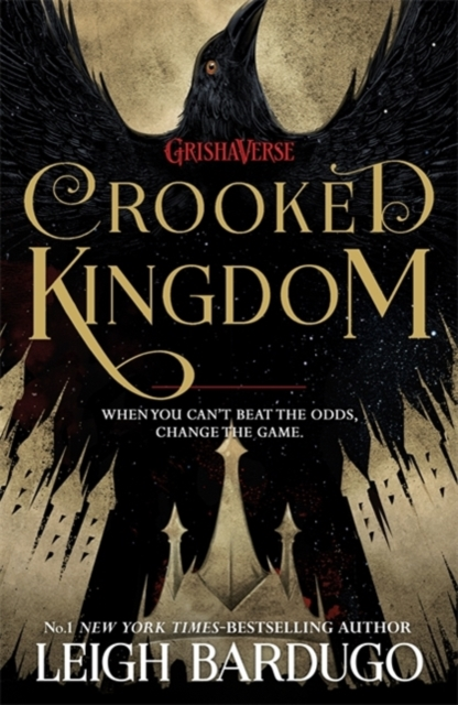 Grishaverse: Crooked Kingdom (Six of Crows Book 2)