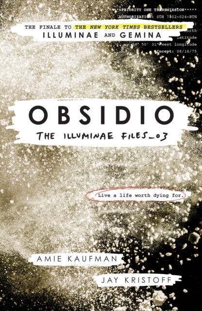 Obsidio - the Illuminae files part 3