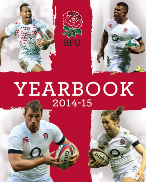 England Rugby: The Official Yearbook 2014/15