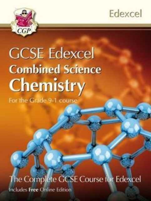 Grade 9-1 GCSE Combined Science for Edexcel Chemistry Student Book with Online Edition