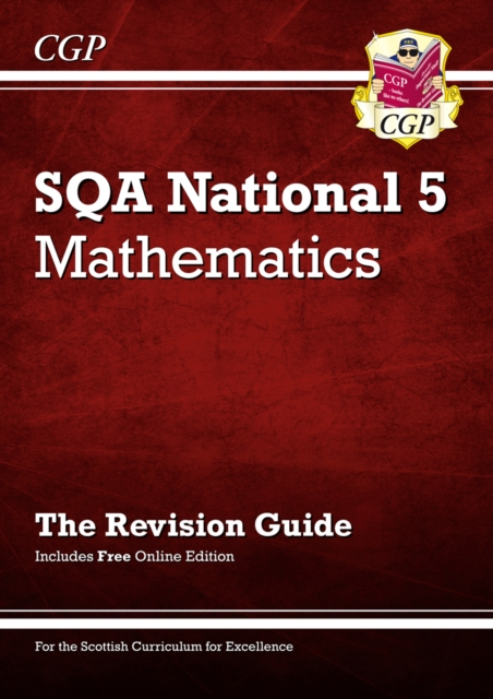 New National 5 Maths: SQA Revision Guide with Online Edition